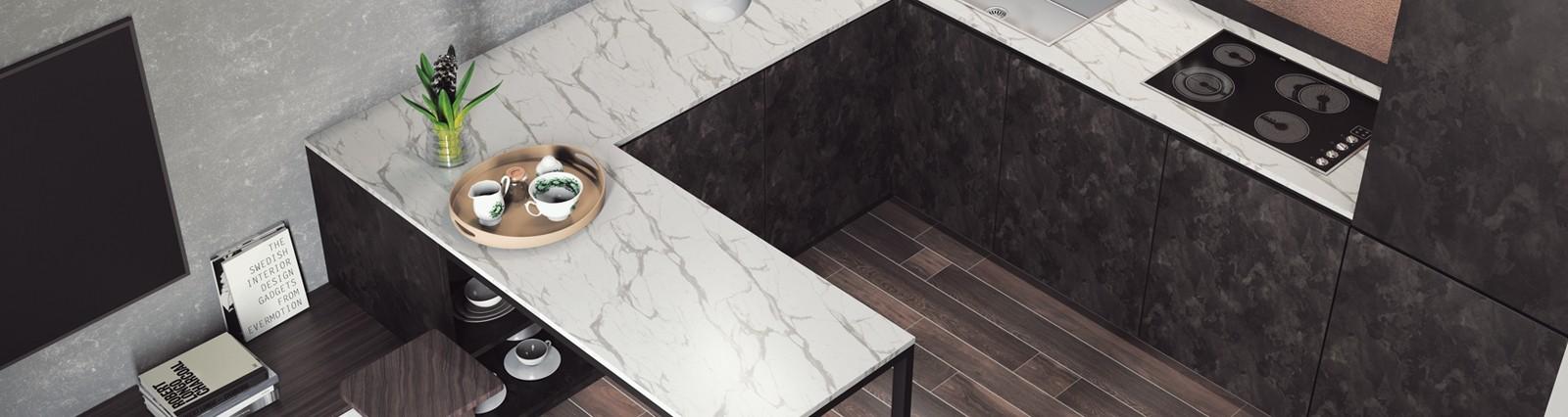 Stratus - Kitchen Surface Solutions Laminates - Greenlam