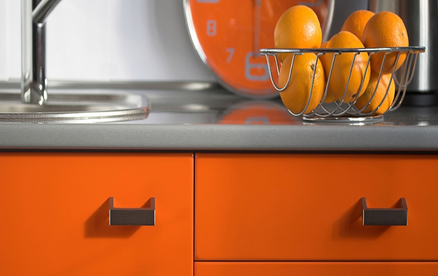 Colour Trend's Orange