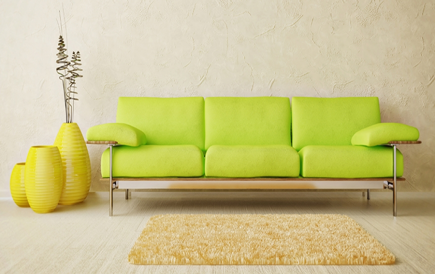 Colour Trend's Green