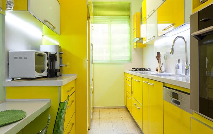 时尚色彩:黄