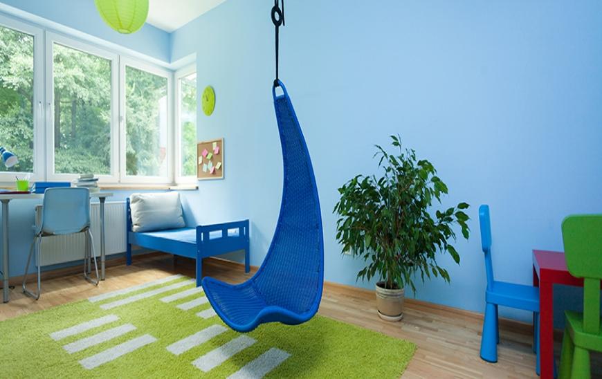 时尚色彩:蓝与绿