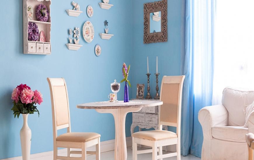 Colour Trend's Blue
